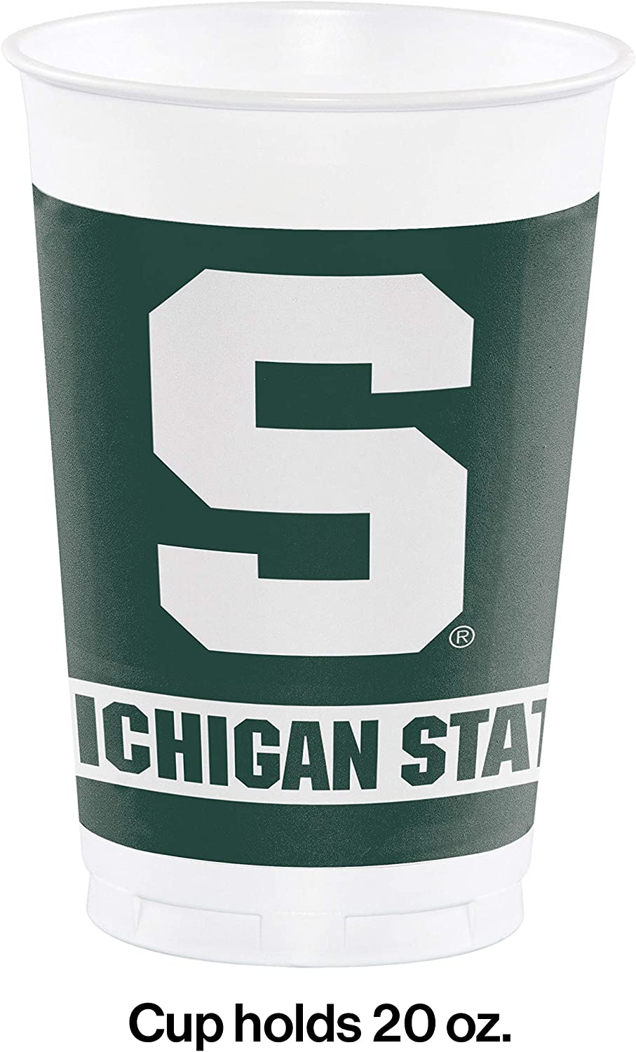 Michigan State Spartans Souvenir Cups