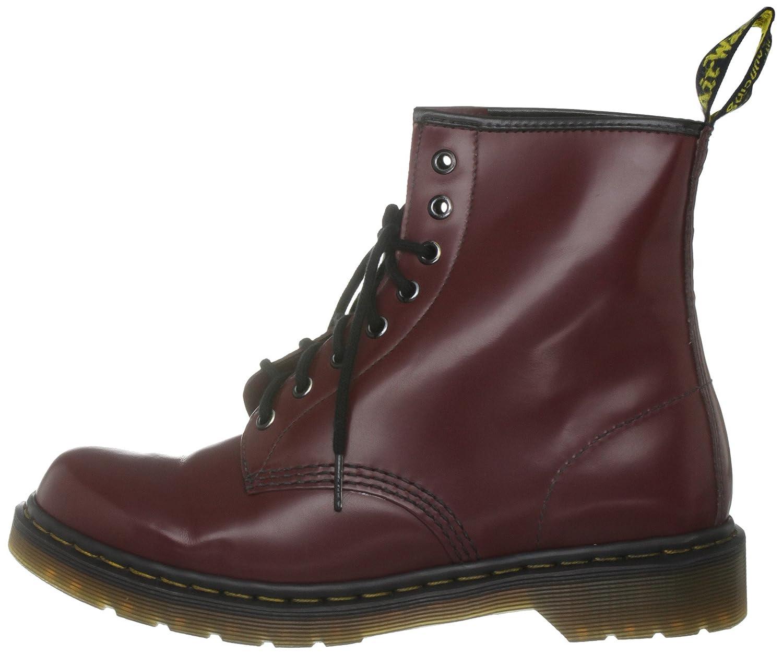 Dr. Martens Boot 1460 Originals Eight-Eye Lace-Up Boot Martens B004U8R1CI 9 UK / 10 US M|Cherry Red b51686