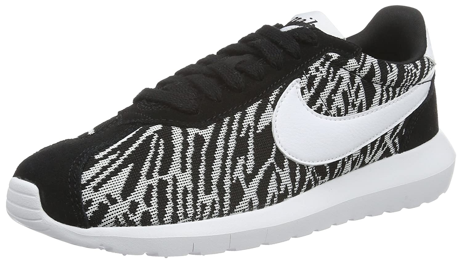NIKE Women's Air Max Thea Low-Top Sneakers, Black B01ACXN0YM 9.5 B(M) US|Black / White