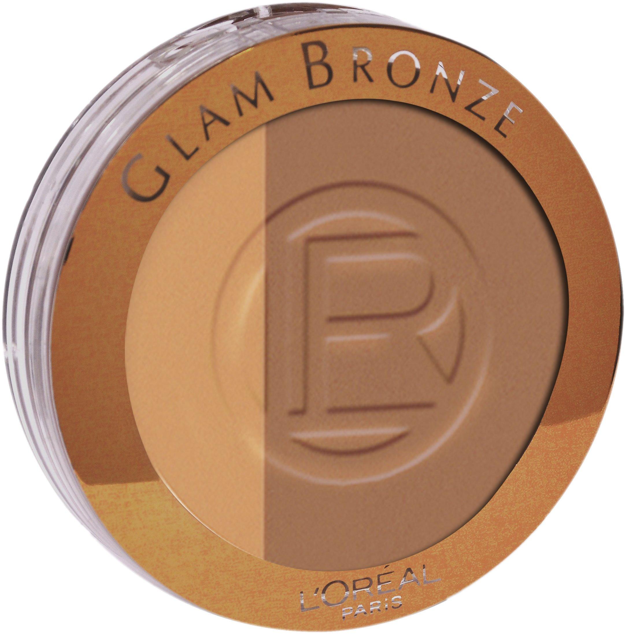 Glam Bronze Duo Powder 102 Harmonie Brunes
