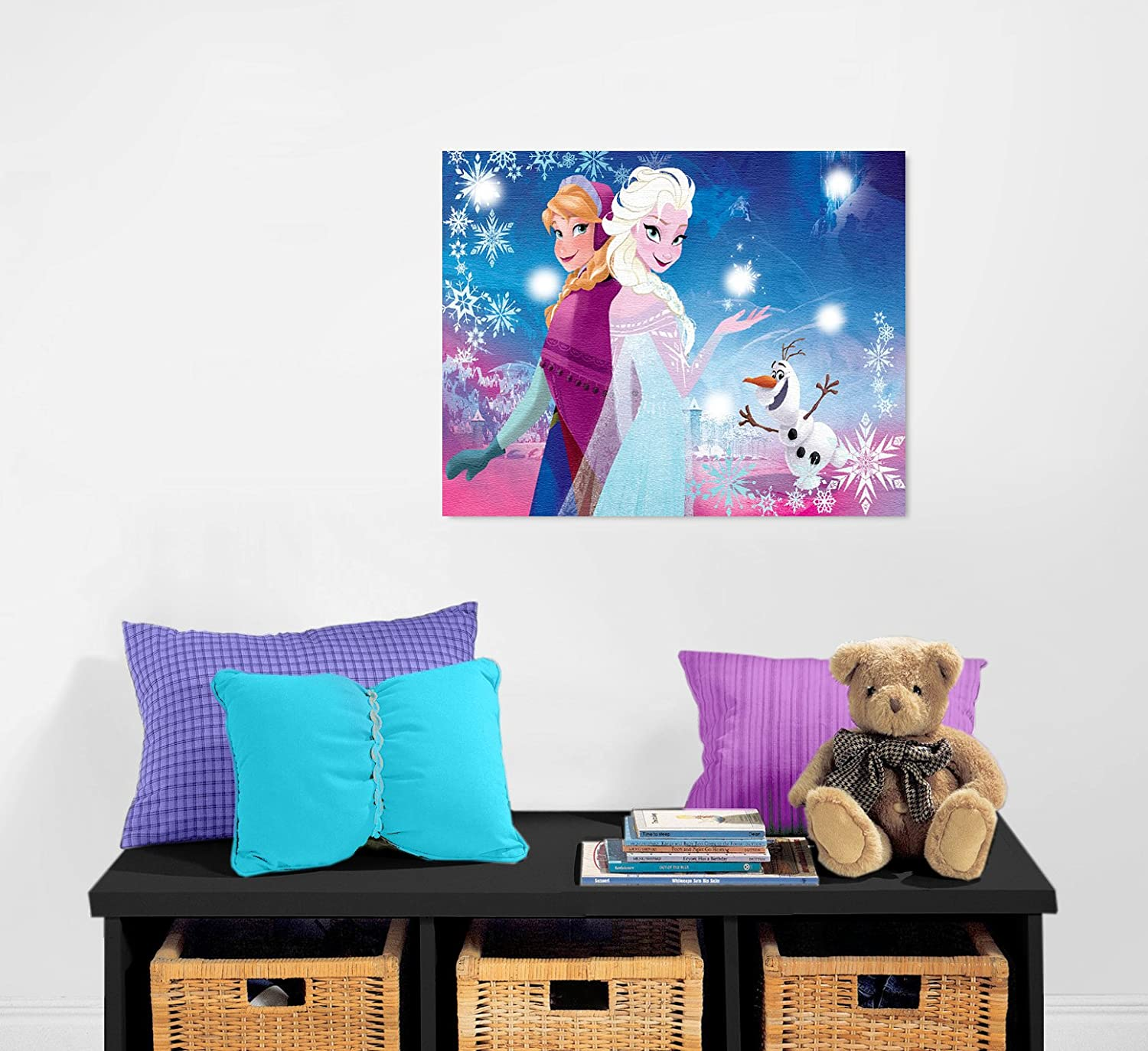 best with furniture bonus toy exterior for color organizer disney bedroom com set frozen walmart