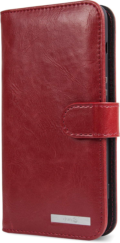 Doro Wallet Case Flip Hülle Für Mobiltelefon Rot Elektronik