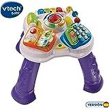 Baby Clementoni- Baby Mesa educativa, Multicolor, única ...