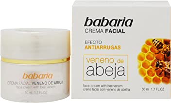 Babaria Anti Wrinkle Face Cream Bee Venom 50ml by Babaria