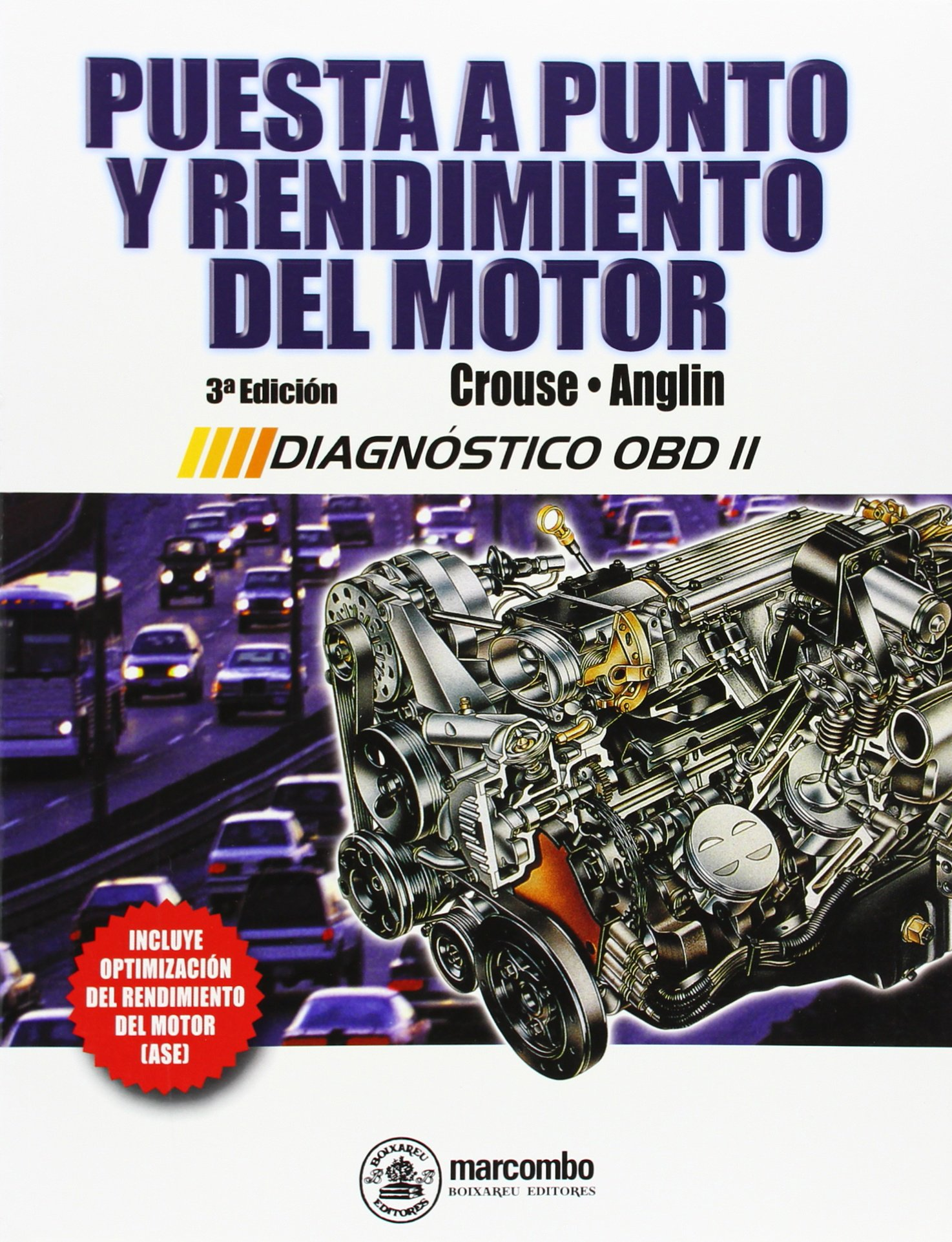 Puesta a punto y rendimiento del motor (Spanish) Paperback – June 1, 2002