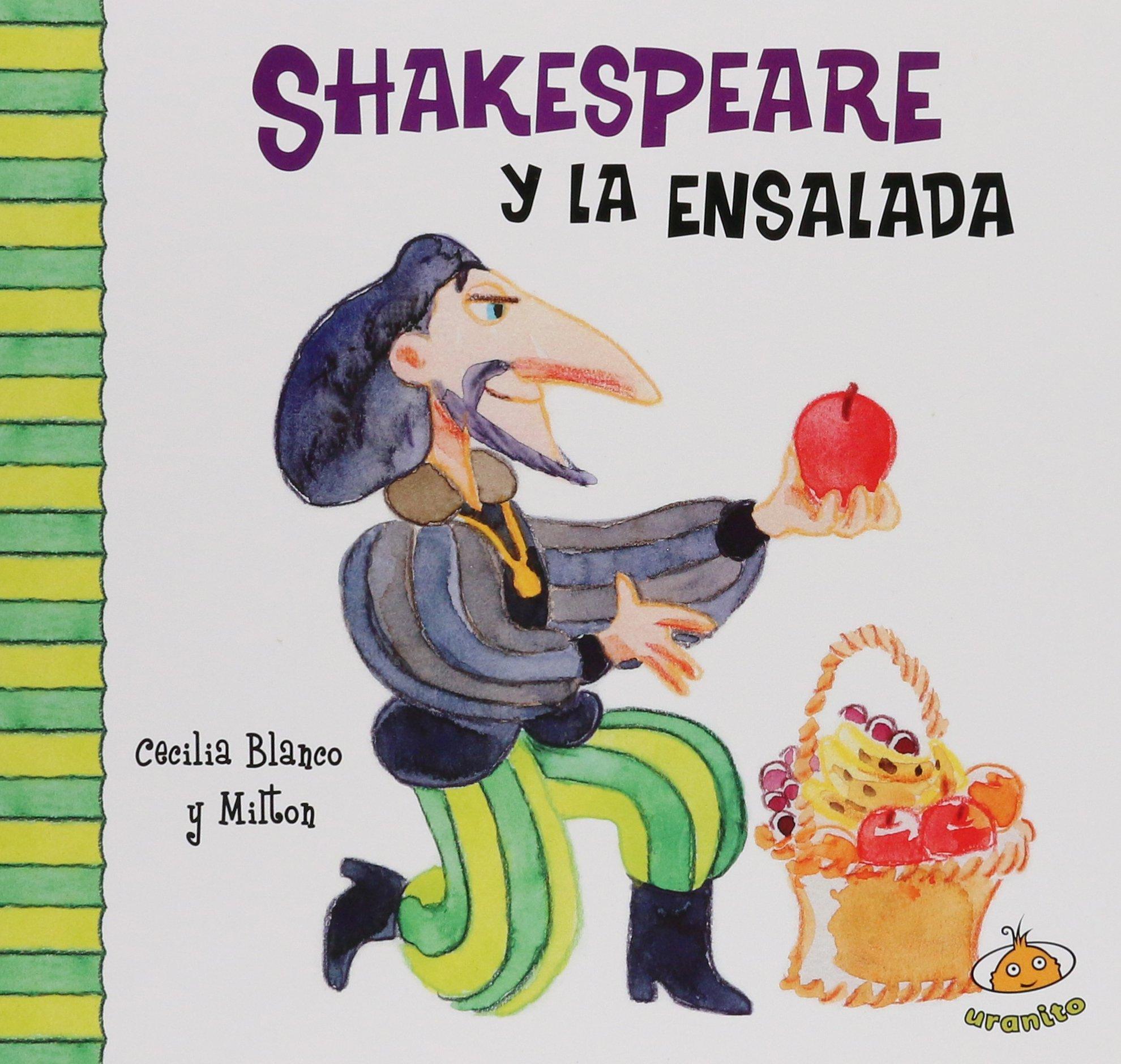 SHAKESPEARE Y LA ENSALADA (MEX C) (Spanish) Hardcover – 2013