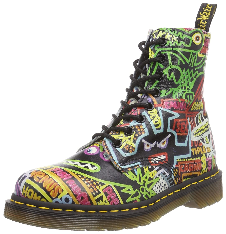 685c0689862 Dr. Martens Unisex Wigan Kaboom Pascal Boot Multicolor 7 F(M) UK ...