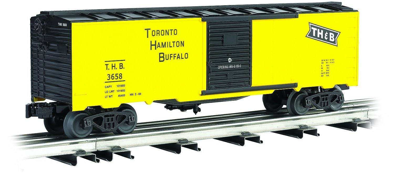 Williams By Bachmann Trains 40' Scale Box Car - Toronto, Hamilton And Buffalo - O Scale