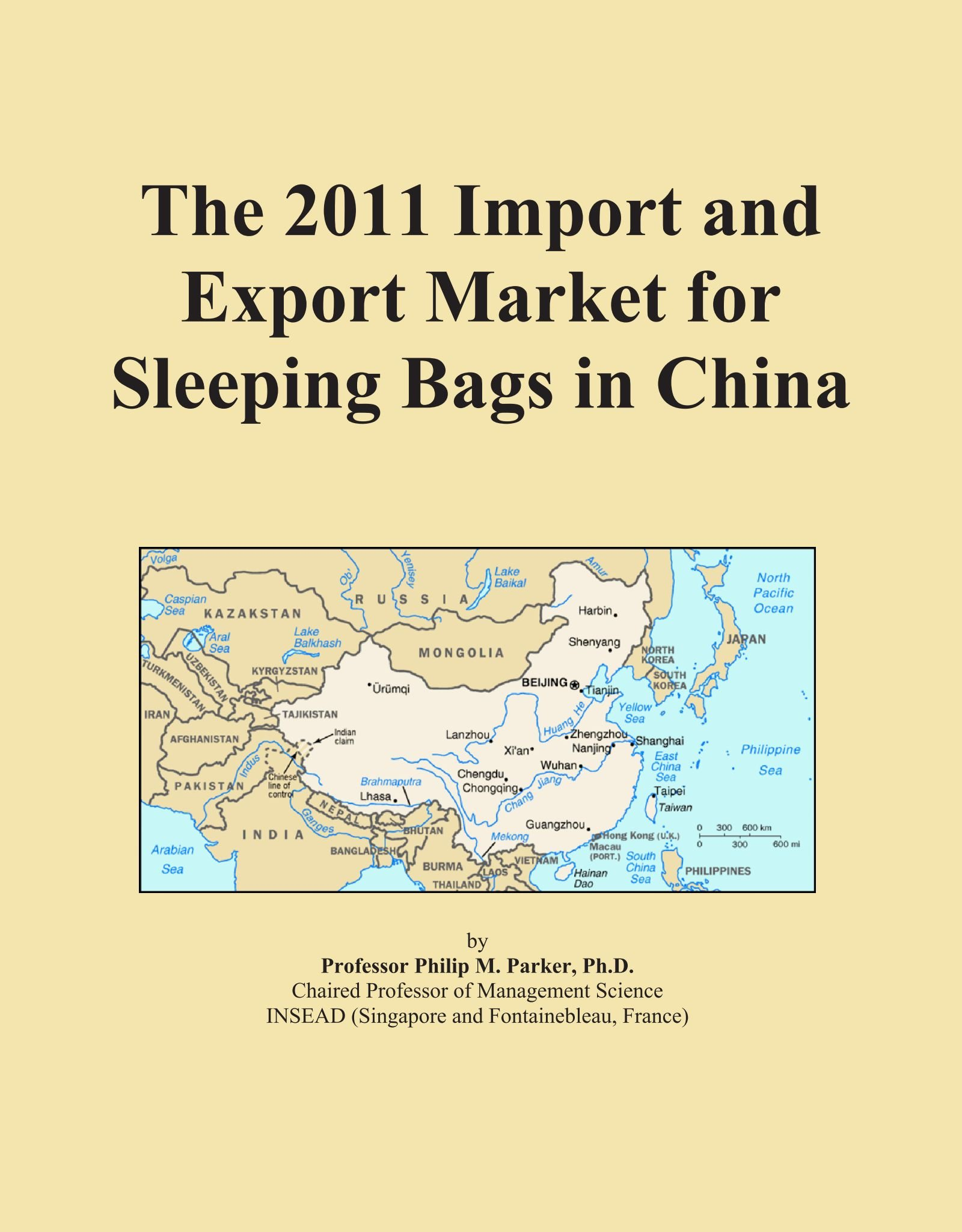 Download The 2011 Import and Export Market for Sleeping Bags in China pdf