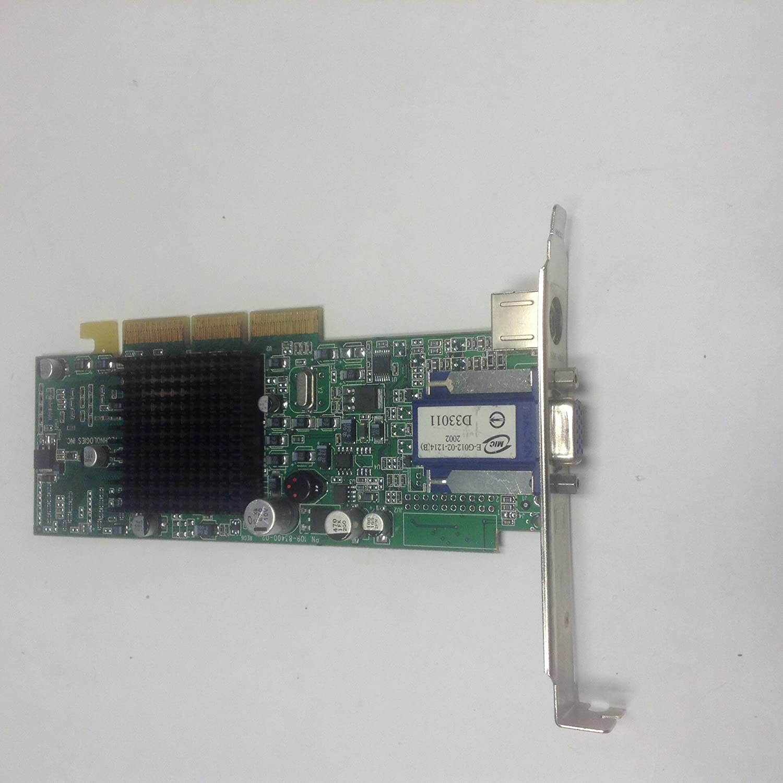 Dell ATI Radeon 7500 32MB VGA TV Out AGP Video Card 0P767 1028342302