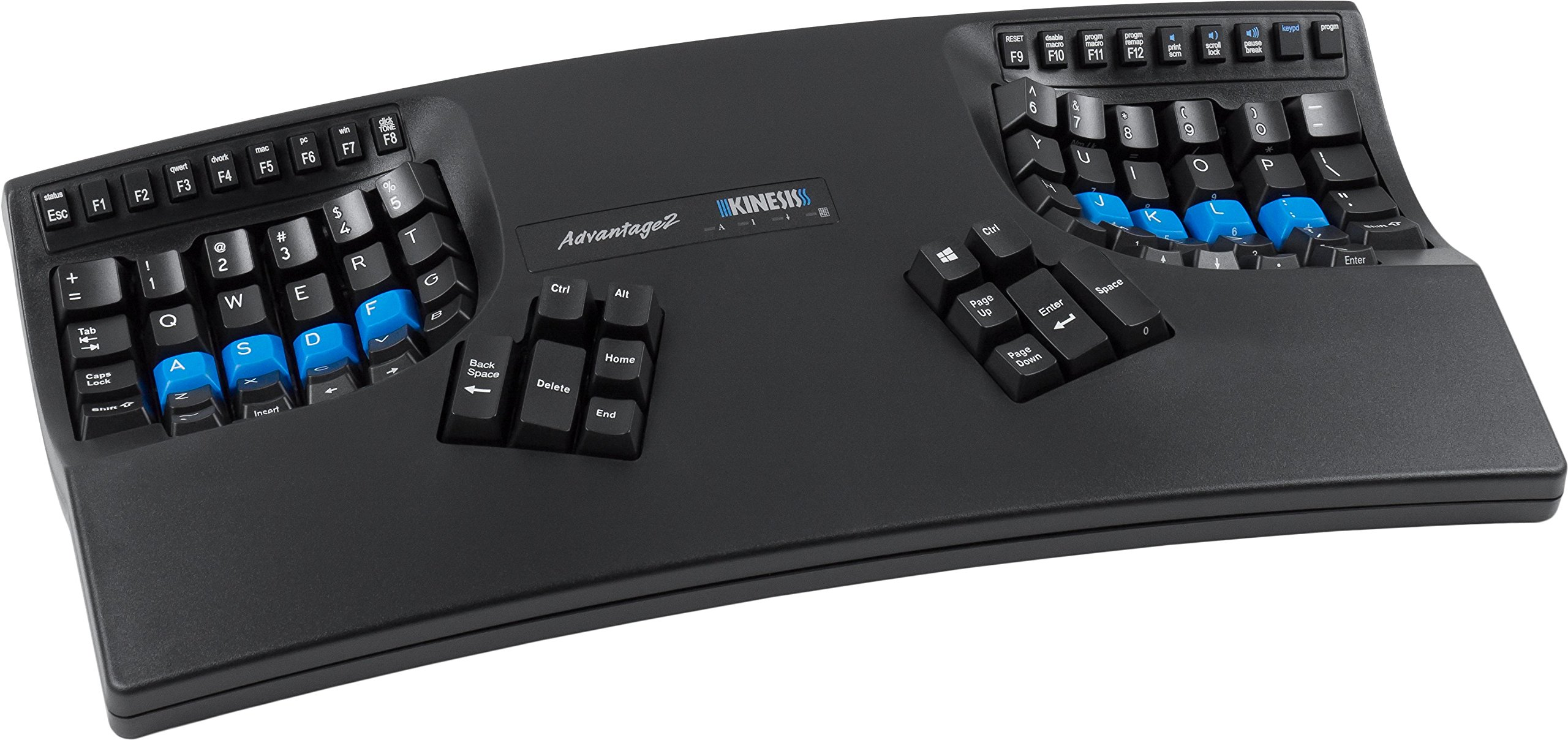 Kinesis Advantage2 Ergonomic Keyboard (KB600) by KINESIS (Image #1)