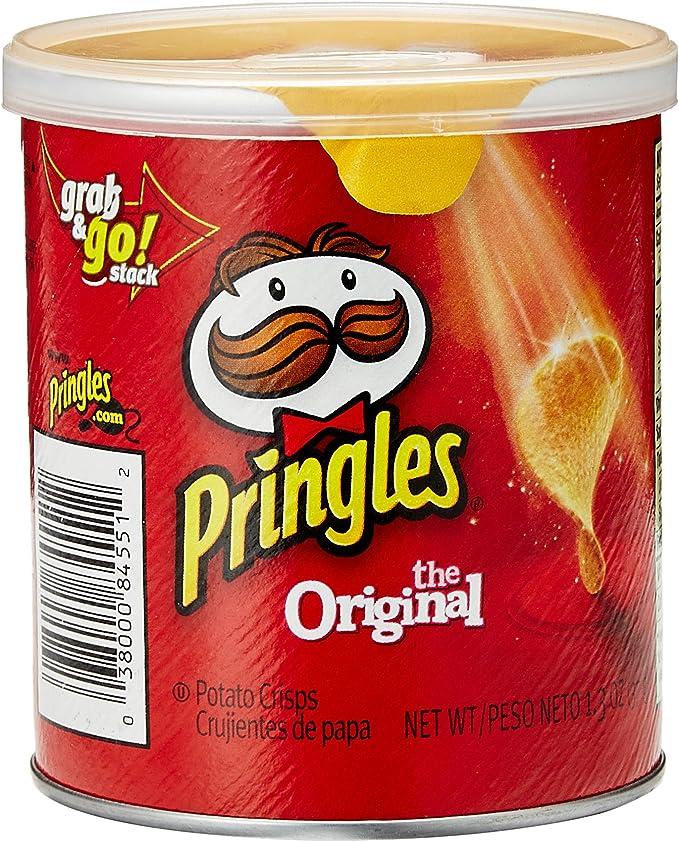 Pringles original 40g (paquete de 12 x 40 g): Amazon.es ...