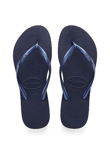 6396e9923 Havaianas Unisex s Slim Flip Flops  Amazon.co.uk  Shoes   Bags