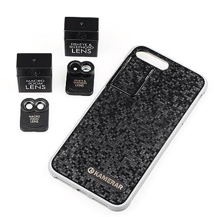 Amazon Com Kamerar Zoom Lens Kit For Apple Iphone 7 Plus Smartphone