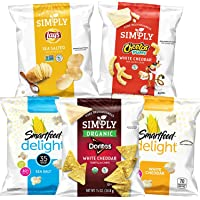 36-Count Simply & Smartfood Delights Variety Pack