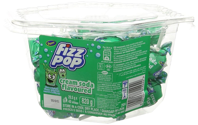 Beacon Cream Soda Fizz Pops 205 G Pack Of 40 Grocery Official T Shirt Beaconcream