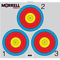 Morrell 3 Spot Papel Cara Lente 100 Pack – para Tiendas al por Menor o afinación de Papel
