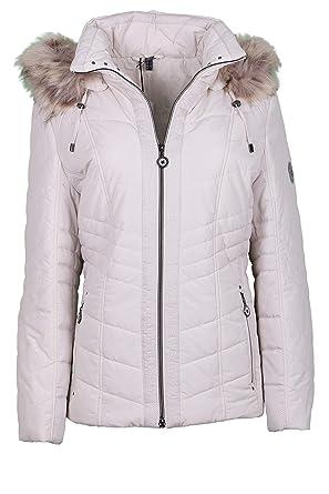 1b4f443d5108 BARBARA LEBEK Damen Jacke Stepp 44  Amazon.de  Bekleidung