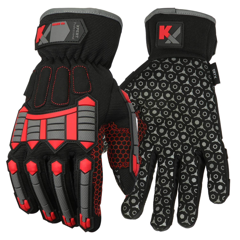 Yellow ONE Skytec Gloves JSK18H-ONE Nevada 18 Glove Size