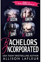 Bachelors Incorporated: Part 1: A Steamy Contemporary Romance Collection (Bachelors Incorporated Box Sets) Kindle Edition