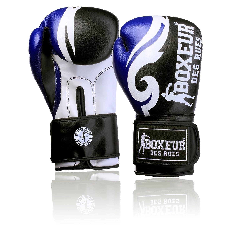 Boxeur Des Rues Fight Activewear Guantes de boxeo con logotipo y estampado