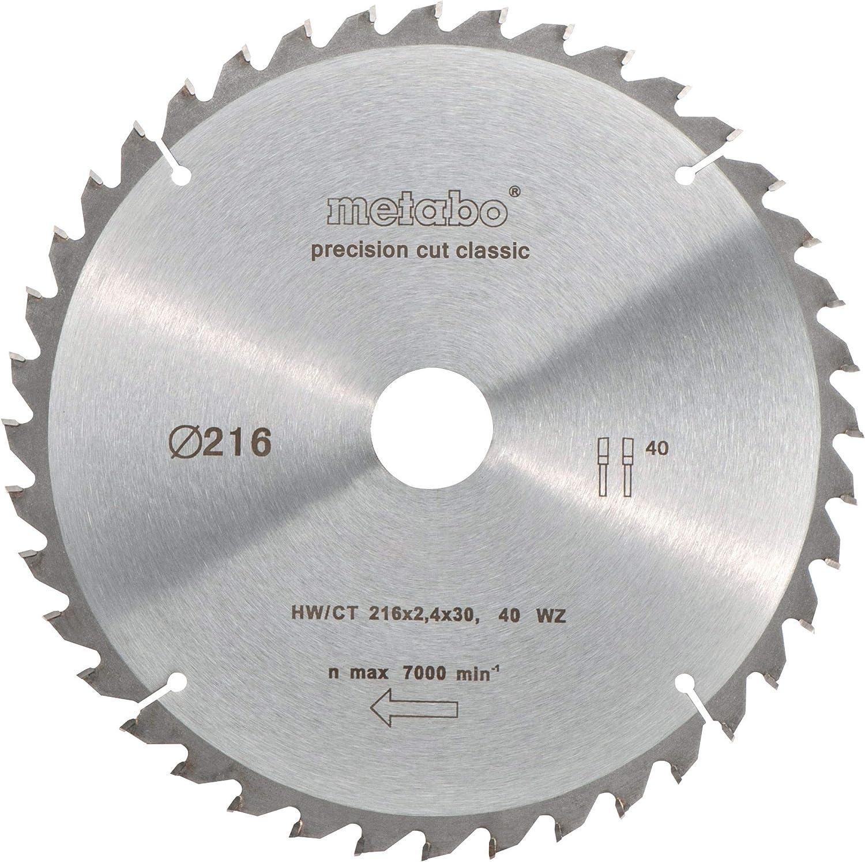 2 x METABO Multi Cut Kreissägeblatt KGS 216 HW//CT Sägeblatt 60 Zahn 628066000