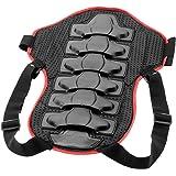 Transpirable Protector de espalda Back Piece Deportes bicicleta motocicleta Motocross Racing Esquí Patinaje sobre cuerpo Armor chaquetas