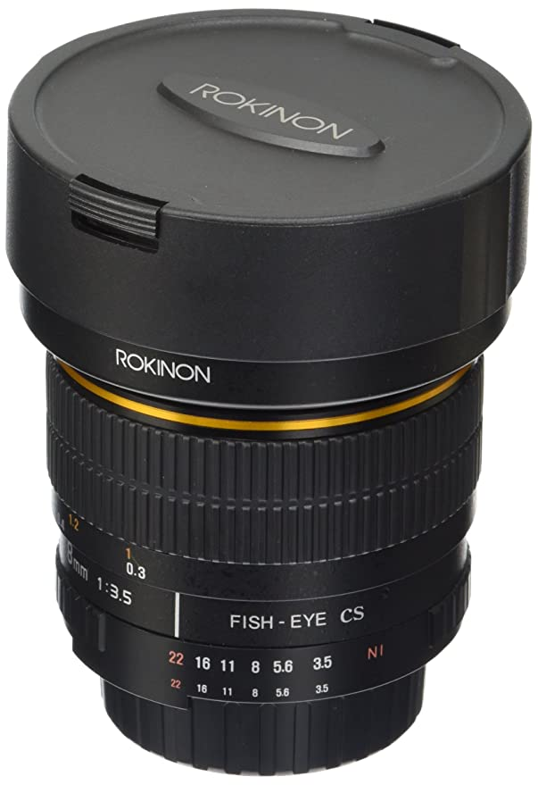 Review Rokinon FE8M-N 8mm F3.5