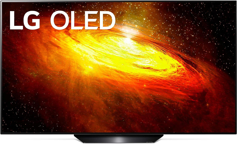 "Amazon.com: LG OLED55BXPUA Alexa Built-In BX 55"" 4K Smart OLED TV (2020): Electronics"