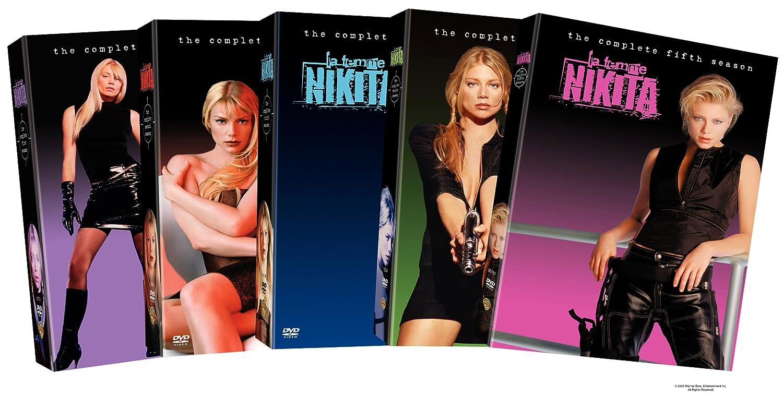 Amazon com: La Femme Nikita: The Complete Seasons 1-5: Peta