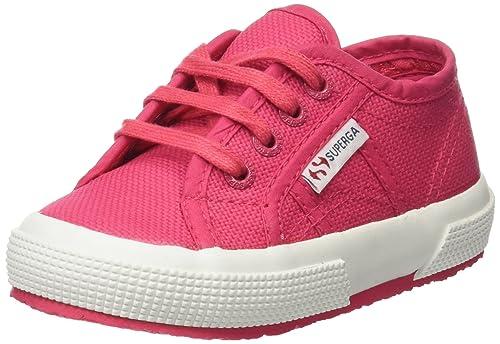 Tg. 33 Superga Jvel Classic Sneaker Bambino Rosa Azalea 33