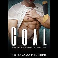 Goal: Gay Hockey Romance Collection (English Edition)