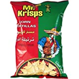 Mr Krisps Tortilla Chips Pizza Flavour, 80 Gm