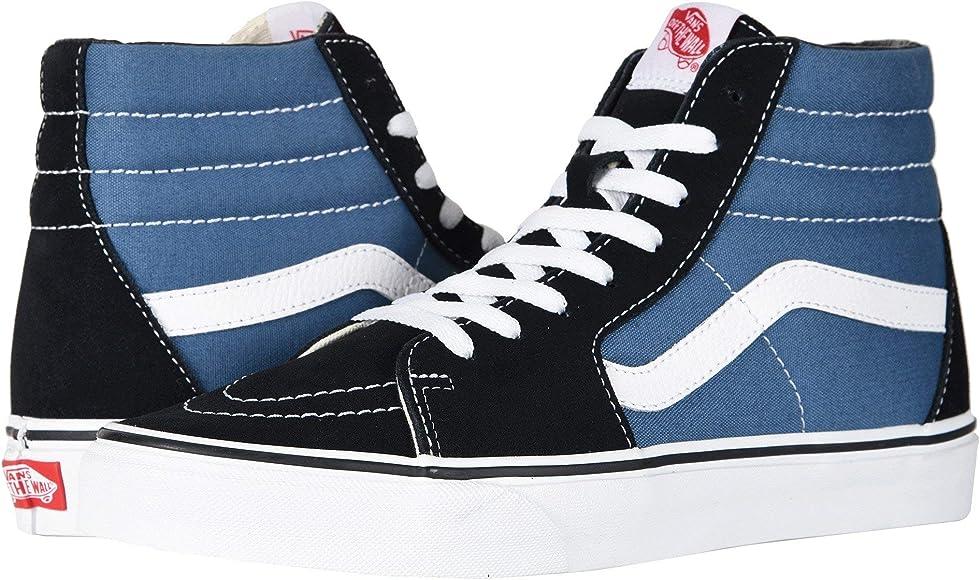 vans high top sneaker