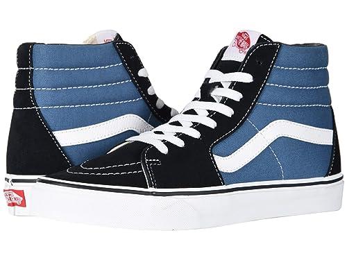 b69fda643f54a Vans SK8-Hi Canvas Unisex-Adult Hi-Top Sneaker