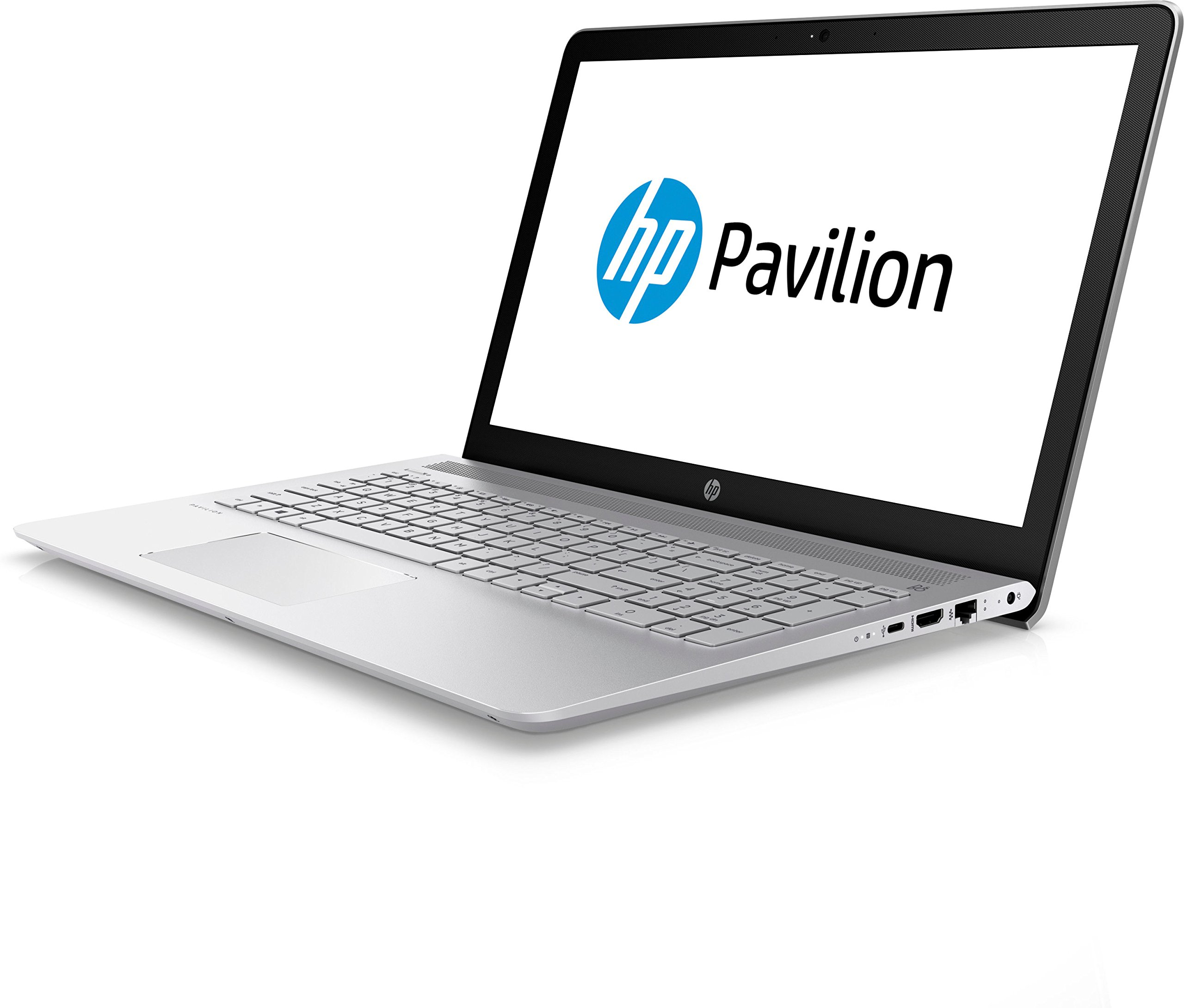 2017 HP Pavilion Business Flagship Laptop PC 15.6'' Full HD IPS WLED-backlit Display Intel i7-7500U Processor 12GB DDR4 Memory 1TB HDD Backlit-Keyboard Bluetooth Webcam B&O Audio Windows 10-Gray by HP (Image #2)