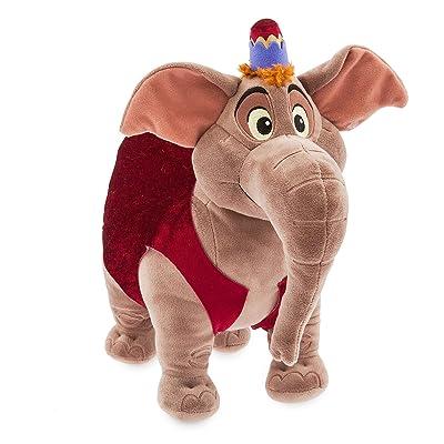 Disney Abu as Elephant Plush - Aladdin - Medium - 13 1/2 Inch H: Toys & Games