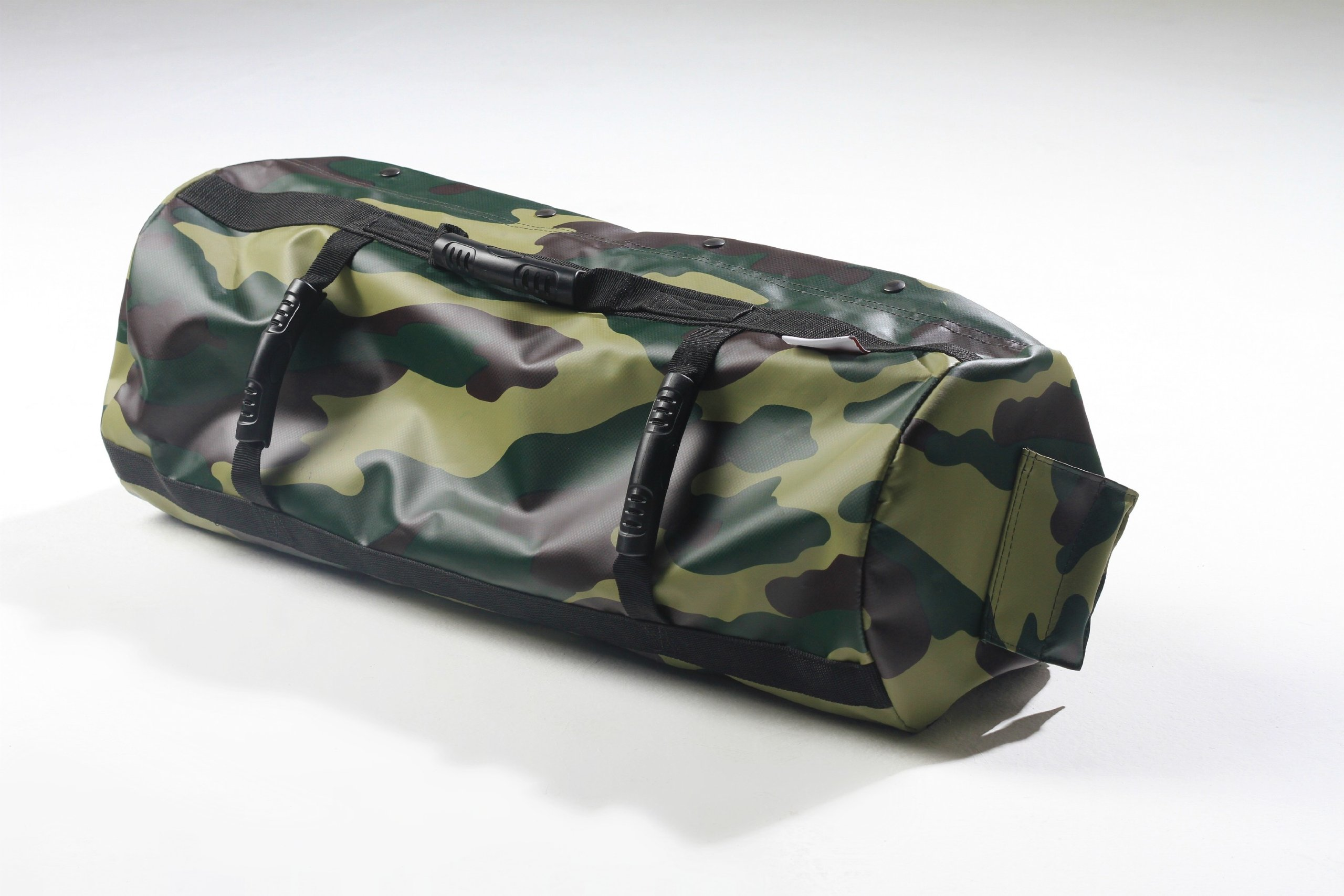 Ultimate Sandbag Training Strength Package - Camouflage Adjustable Fitness Sandbag with Filler Bags 40-80lbs