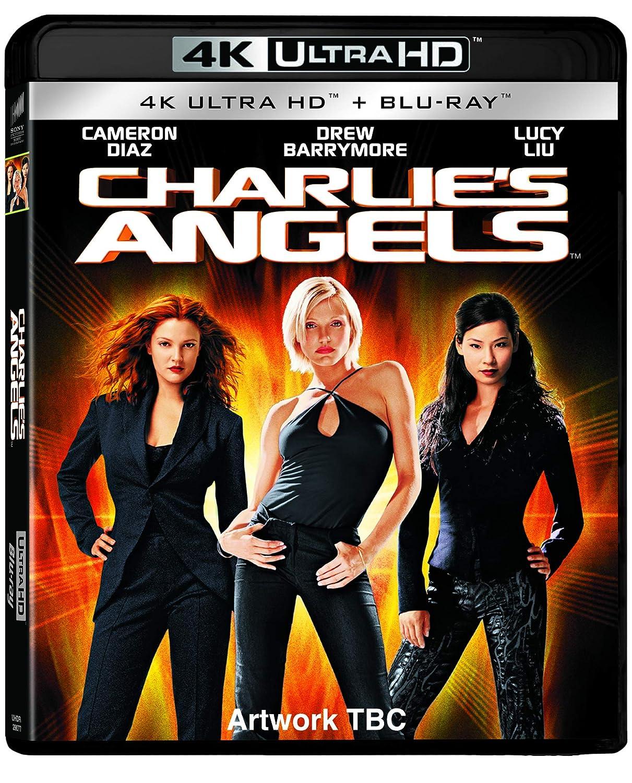 Amazon Com Charlie S Angels Blu Ray 2000 Lucy Liu Movies Tv