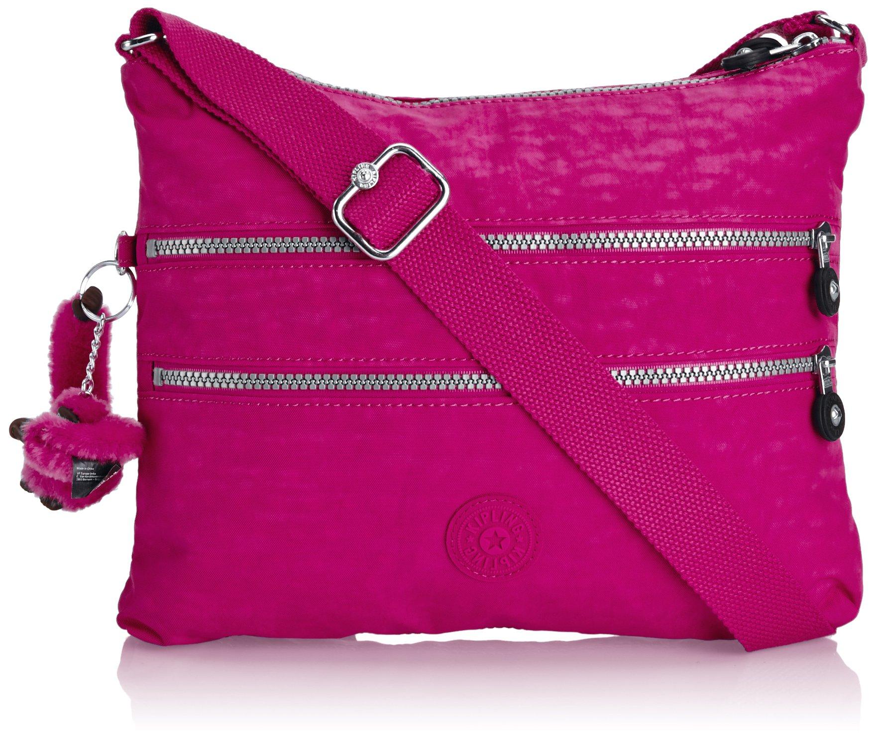 Kipling Women's Women's Alvar Shoulder Bag K1333500H Strawberry Ice