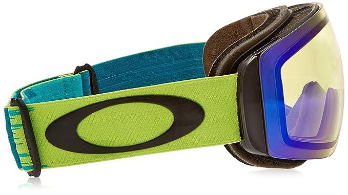 c7bfa5795866 Oakley Ski Mask oo7064 - 33 Green  Amazon.co.uk  Sports   Outdoors
