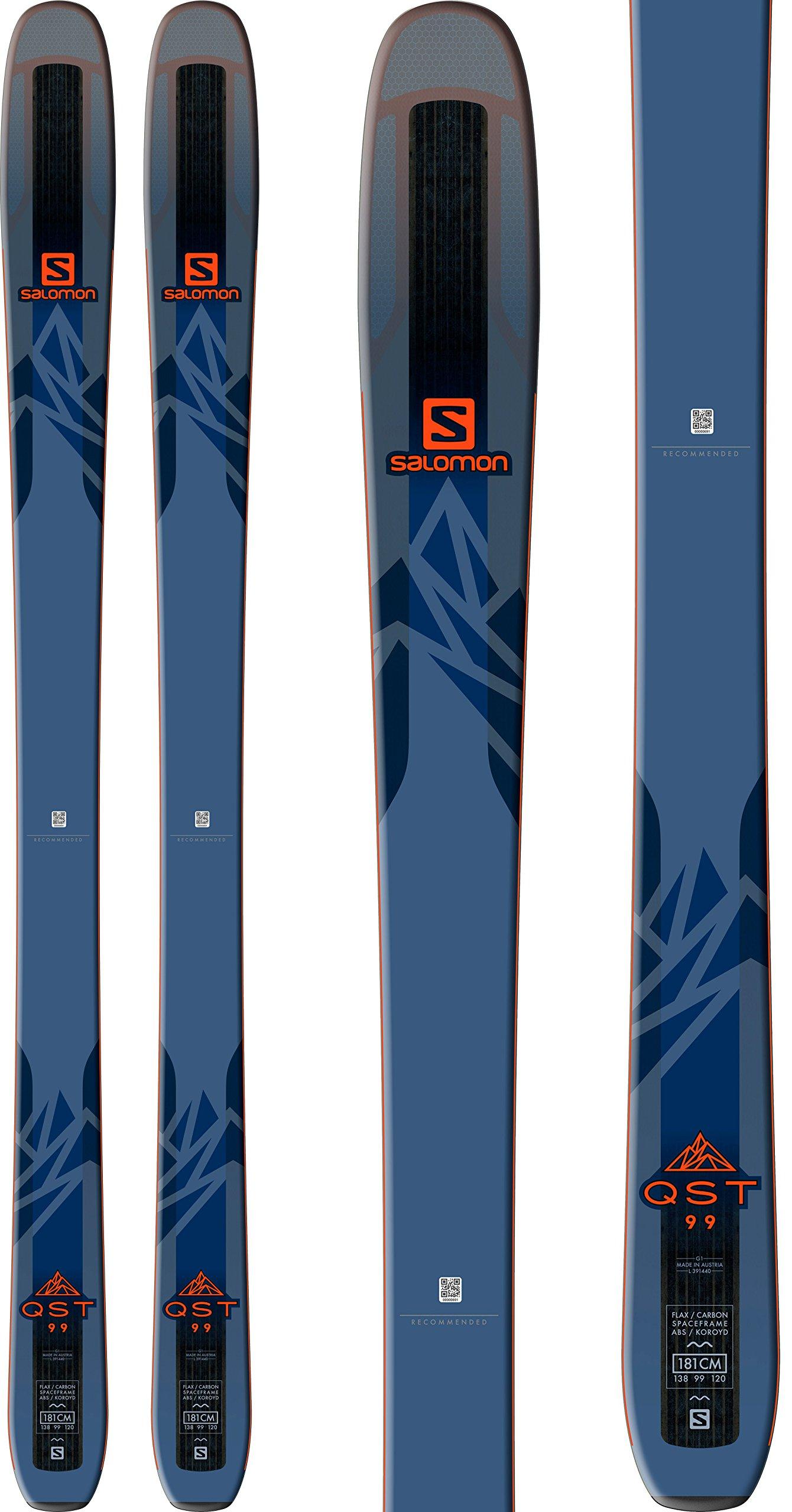 Salomon QST 99 Skis