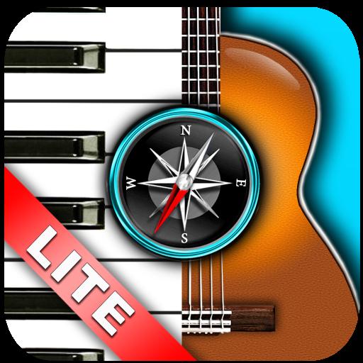 Chords Compass Lite: Encuentre acordes de piano, guitarra y más ...