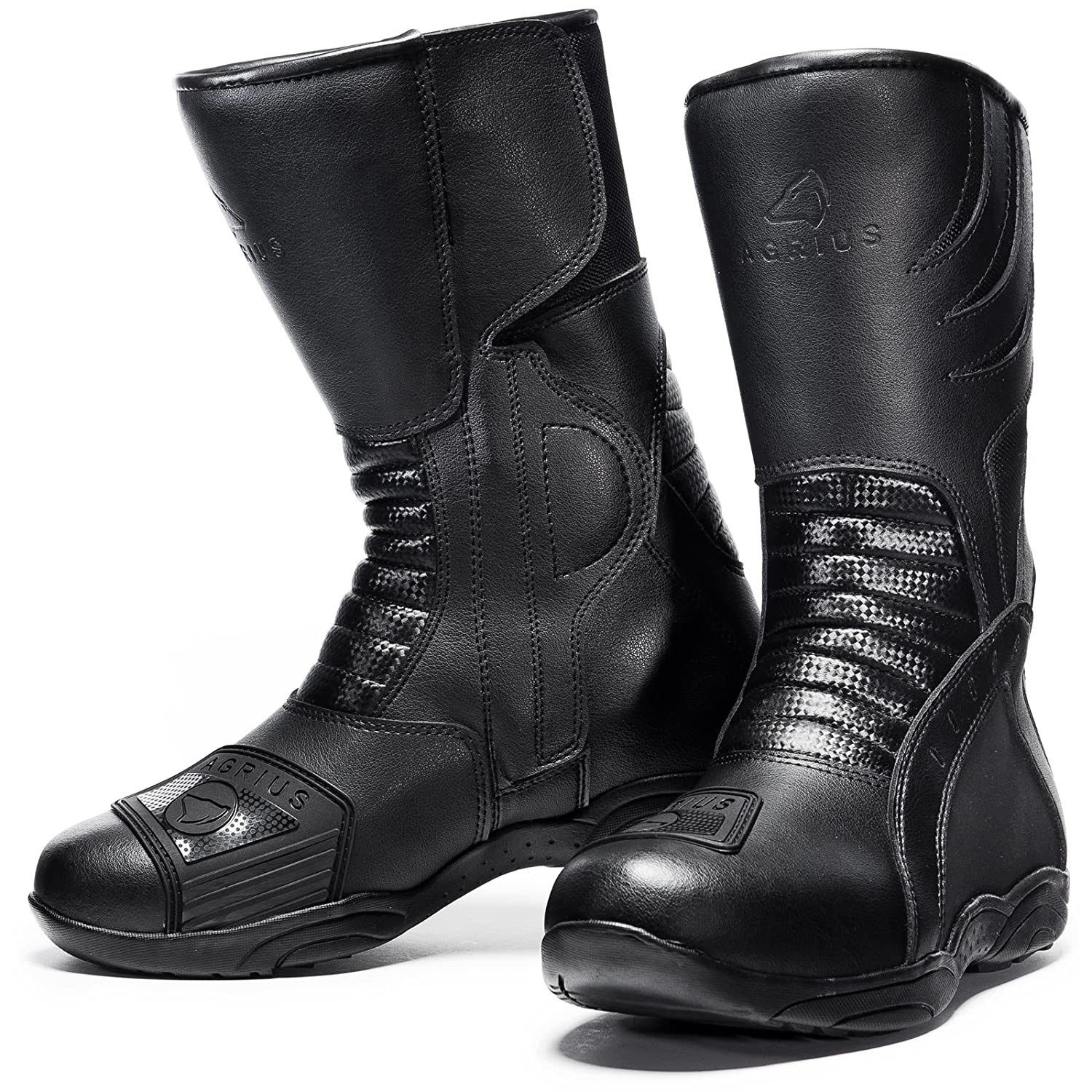 Motorbike Boots : Amazon.co.uk