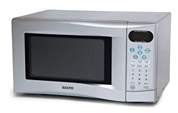 sanyo em s355as 23 litre 900 watt touch control solo microwave oven rh amazon co uk Goldstar Microwave Manual Amana Microwave Manual