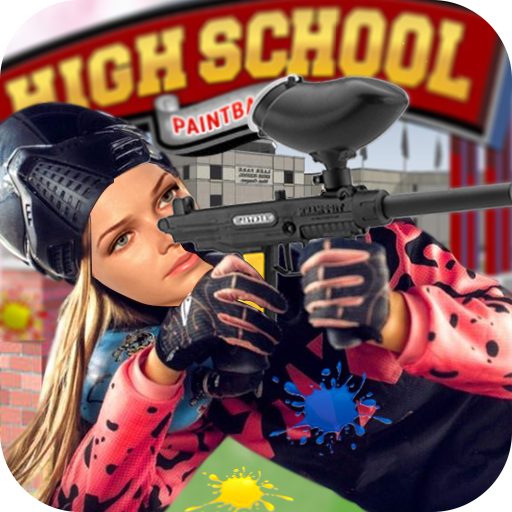 - Paintball Shooting Games 3D