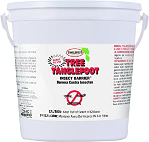 Tanglefoot Insect Barrier, 4.5 lb. Pail