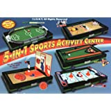 5-In-1 Sports Activity Center