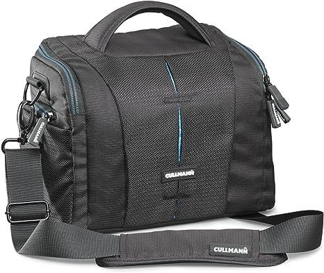 Cullmann Pro Maxima 200 - Bolsa para cámara réflex, Negro: Amazon ...