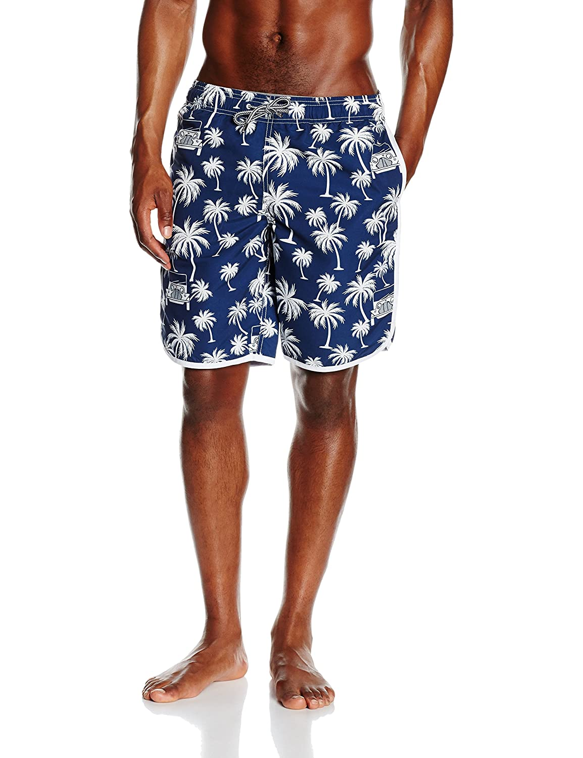 MC2 Saint Barth Herren Badeshorts LANIKAI - MAN LONG PANT